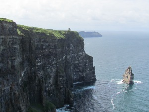 The Cliffs of Insanity (or the Cliffs of Moher, if you insists).  photo credit: Cliffs of Moher via photopin (license)