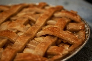 I'm thinking of petitioning the US government to form a commission to ascertain the truth behind the American-ness of apple pie. photo credit: Barbara.K via photopin cc