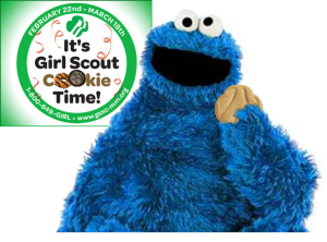 I bet he'd rather have a Thin Mint. photo credit: Mike Licht, NotionsCapital.com via photopin cc