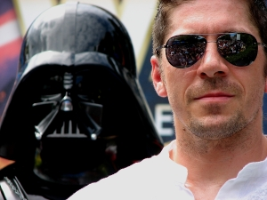 I find your lack of expensive sunglasses disturbing.  photo credit: Scott Smith (SRisonS) via photopin cc