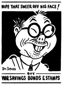 Um...Dr. Seuss?