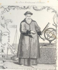 Ferdinand Verbiest, Jesuit (1623-1666)