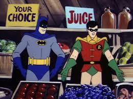 Holy Whole Foods, Batman!