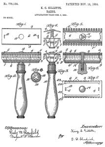 razor patent