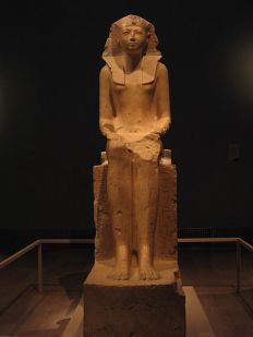 Hatshepsut, a woman worth hiring a rock star to impress. Postdlf from w [GFDL (http://www.gnu.org/copyleft/fdl.html) or CC-BY-SA-3.0 (http://creativecommons.org/licenses/by-sa/3.0/)], via Wikimedia Commons