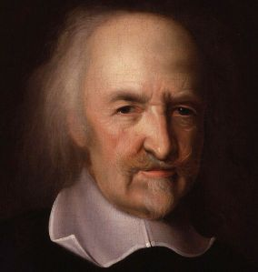 "Thomas Hobbes, father of modern political philosophy, and pretty sure you're kind of a jerk.     ""Thomas Hobbes (portrait)"" by John Michael Wright - National Portrait Gallery: NPG 225While Commons policy accepts the use of this media, one or more third parties have made copyright claims against Wikimedia Commons in relation to the work from which this is sourced or a purely mechanical reproduction thereof. This may be due to recognition of the ""sweat of the brow"" doctrine, allowing works to be eligible for protection through skill and labour, and not purely by originality as is the case in the United States (where this website is hosted). These claims may or may not be valid in all jurisdictions.As such, use of this image in the jurisdiction of the claimant or other countries may be regarded as copyright infringement. Please see Commons:When to use the PD-Art tag for more information.See User:Dcoetzee/NPG legal threat for more information.This tag does not indicate the copyright status of the attached work. A normal copyright tag is still required. See Commons:Licensing for more information.English 