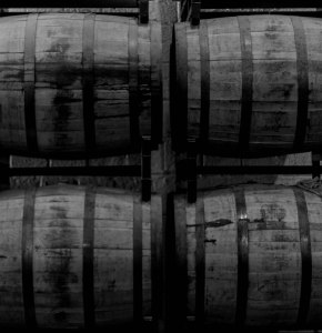 When you head into the liquor barrel of history, there's really no telling what you might find. photo credit: Aging Barrels via photopin (license)