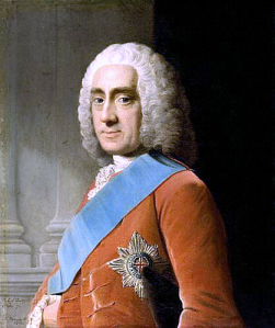 The calendar change was proposed by Philip Stanhope, the 4th Earl of Chesterfield whose birthday is on September 22. Guess he got to open his presents a little bit earlier in 1752. Portrait by Allan Ramsey. Public Domain, via Wikimedia Commons.