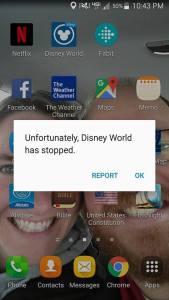 disneyworldstopped