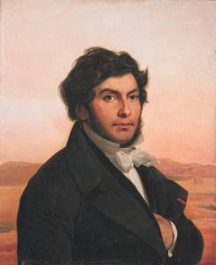 Jean-François_Champollion,_by_Léon_Cogniet