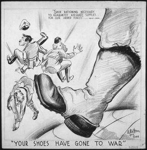 shoe rations