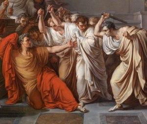 julius caesar death